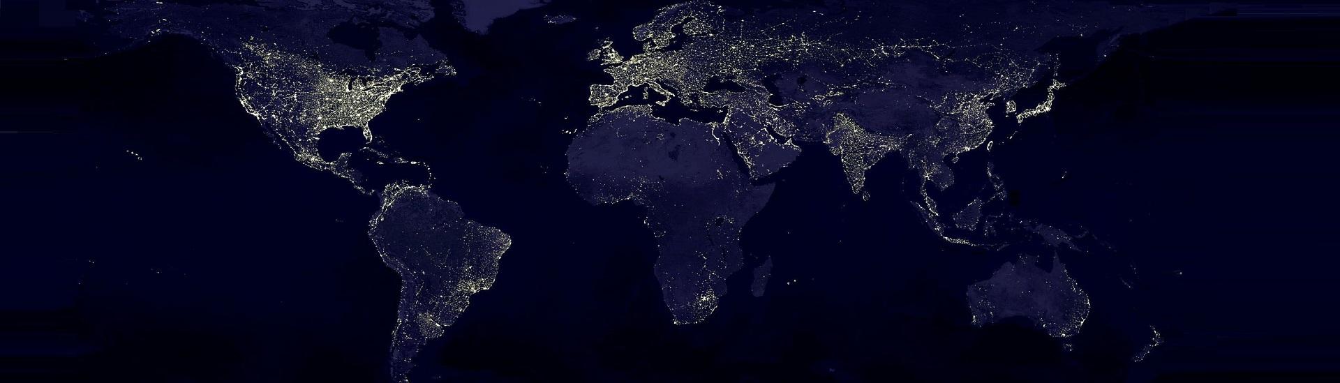 Dark Sky around the world