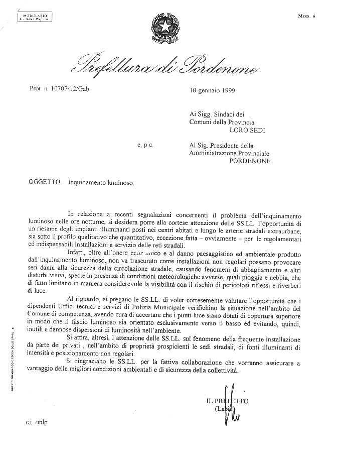 archivio  applicazione e rispetto della legge regionale