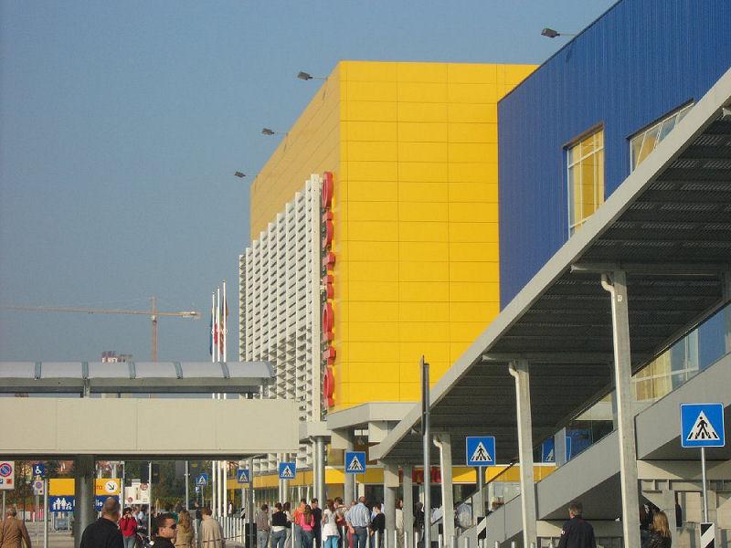 Q light ikea di padova contro l inquinamento luminoso cielobuio - Ikea padova tappeti ...
